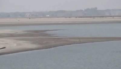 بھارت نے دریائے چناب کا مزید پانی بگلیہار ڈیم پر روک لیا
