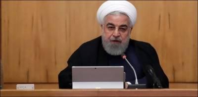 ایران خطے میں تنازعات اور تناؤ کی ابتدا نہیں کرے گا، ایرانی صدر