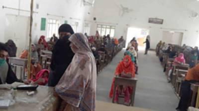 بلوچستان میں لاک ڈائون سے متاثرہ افراد میں راشن کی تقسیم