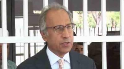 پٹرولیم قیمتوں میں مزید کمی کی خوشخبری دیں گے: مشیر خزانہ عبدالحفیظ شیخ
