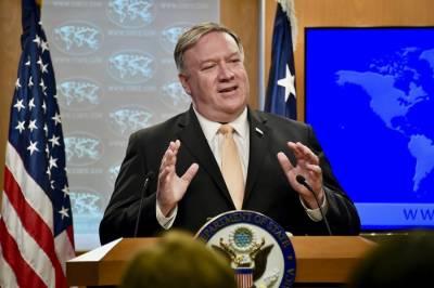 امریکا ایران کو روایتی ہتھیاروں خریدنے کی اجازت نہیں دیں گے۔امریکی وزیر خارجہ