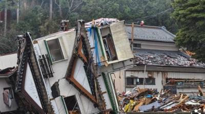 جاپان کے جزیرہ ہونشو کے قریب 5.2 شدت کا زلزلہ