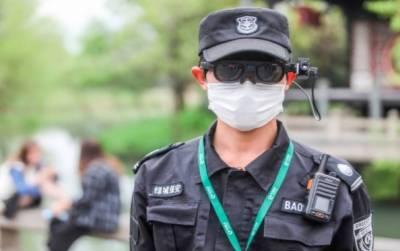 چینی کمپنی نے جسم کا درجہ حرارت معلوم کرنے والا چشمہ تیارکرلیا