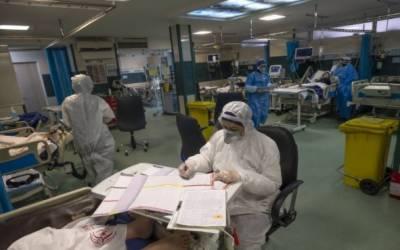 ایران, کورونا کے 76 ہزار سے زائد مریض صحتیاب