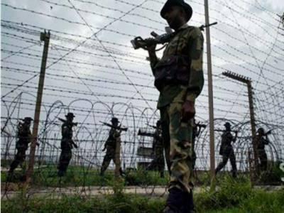 بھارتی فوج کی لائن آف کنٹرول پر بلااشتعال فائرنگ، خاتون زخمی