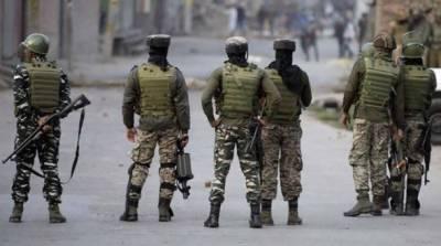 پلوامہ میں بھارتی فوج کا بڑے پیمانے پر محاصرہ