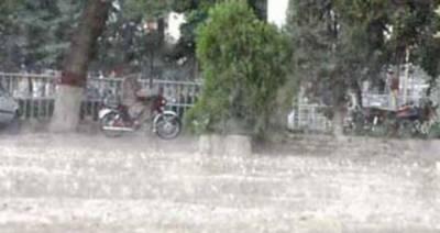 محکمہ موسمیات کی ملک میں طوفانی بارشوں کی پیش گوئی