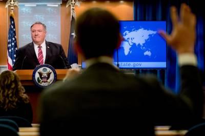 کرونا وائرس چین کے شہر ووہان کی ایک لیبارٹری میں تیار کیا گیا تھا۔ امریکی وزیر خارجہ کا دعویٰ