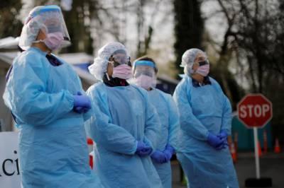گذشتہ 24 گھنٹوں کے دوران امریکا میں کرونا وائرس کے مزید 1450 مریضوں ہلاک