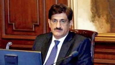 24 گھنٹوں کے دوران سندھ میں کورونا کے مزید 2571 ٹیسٹ کیے گئے ہیں، مراد علی شاہ