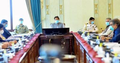 وفاقی کابینہ کا ایک ماہ کی تنخواہ وزیراعظم کورونا ریلیف فنڈ میں جمع کرانے کا فیصلہ