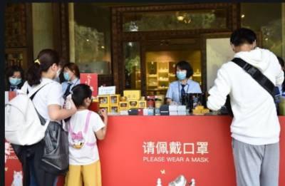 کورونا پر قابو پانے کے بعد چین میں مقامی سیاحت میں اضافہ، 4 دن میں ریکارڈ آمدنی
