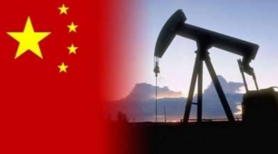 چین تیل ذخیرہ کرنے والے ایشیائی ممالک کی فہرست میں پہلے نمبر پر