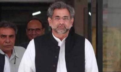 قومی احتساب بیورو (نیب) سے سب سے زیادہ تنگ آج خود حکومت ہے:شاہد خاقان عباسی