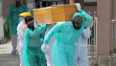ملک میں کورونا سے مزید 22 اموات، مریضوں کی تعداد 24648 تک جا پہنچی