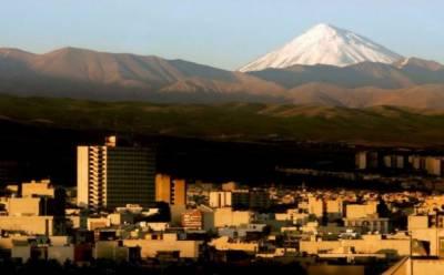 ایران کے دارالحکومت تہران اور آتش فشاں پہاڑ ماﺅنٹ داماوند کے قریب 4.6 شدت کا زلزلہ، ایک شخص جاں بحق، 7 زخمی