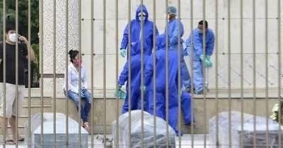 کورونا وائرس سے ہلاکتیں 2 لاکھ 83 ہزار 868 ہو گئیں