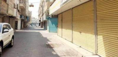 لاک ڈاؤن میں نرمی کے بعد کراچی میں مارکیٹیں اور بازار کھل گئے