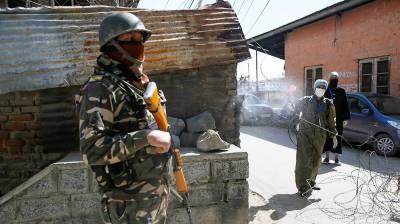 مقبوضہ جموں و کشمیر میں کورونا متاثرین کی کل تعداد 919 ہوگئی۔