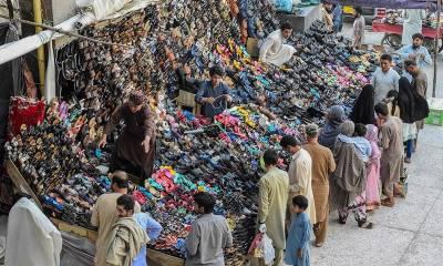 لاک ڈائون میں نرمی کے بعد پشاورشہر سمیت صدر کے بازار بھی کھل گئے