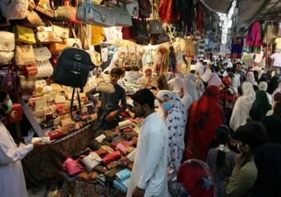 عید الفطر کیلئے خریداری شروع ہوتے ہی مختلف اشیاء کے نرخوں میں 100 فیصد اضافہ