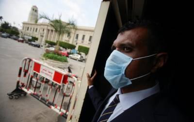 کرونا وائرس مصری پارلیمنٹ میں پہنچ گیا