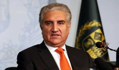 وزیرخارجہ ایس سی او وزرائے خارجہ کے ورچوئل اجلاس میں پاکستان کی نمائندگی کریں گے