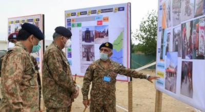 بلوچستان پاکستان کا مستقبل ، تعاون جاری رکھنا ہماری ذمہ داری ہے. آرمی چیف