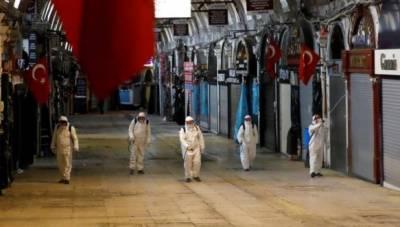 ترکی میں کرونا سے ہلاکتیں 4 ہزار سے تجاوزکرگئیں، چار دن کے لیے ملک بھرمیں لاک ڈاون