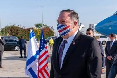 اسرائیل اور چین کے درمیان تجارتی روابط باعث تشویش ہیں۔ مائیکو پومپیو