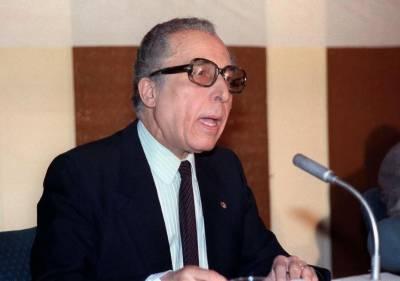 عرب لیگ کے سابق سیکرٹری جنرل الشاذلی القلیبی انتقال کرگئے