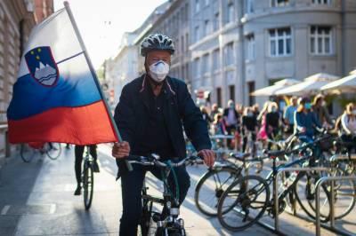 سلووینیا دنیا کا پہلا کروناوائرس سے نجات حاصل کرنے والا پہلا ملک