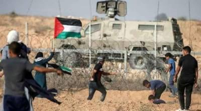 اسرائیلی فوج کی فائرنگ،فلسطینی شہری شہید