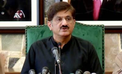 سندھ , 24 گھنٹوں میں 674 نئے کیسز اور 13 ہلاکتیں ہوئی:مراد علی شاہ