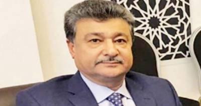 وفاقی کابینہ کی منظوری کے بعد میئر اسلام آباد شیخ انصر عزیز کو معطل کردیا گیا