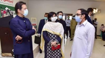حکومت عطیہ کیے گئے ہر روپے کے بدلے 4 اور دے گی: عمران خان