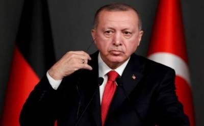 ترک صدر رجب طیب ایردوان نے کہا ہے کہ عید الفطر کے موقع پر پورے ملک میں کرفیو نافذ ہوگ