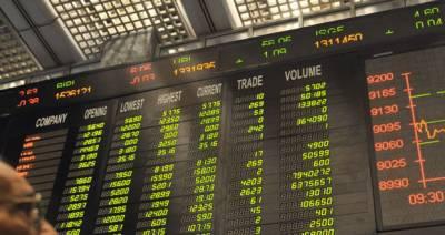 کاروباری ہفتے کا دوسرا روز: پاکستان اسٹاک مارکیٹ 353 پوائنٹس کے اضافے کے ساتھ بند