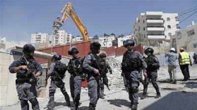اسرائیلی فوج کی نابلس میں عمارتیں مسمار کرنے کی دھمکی
