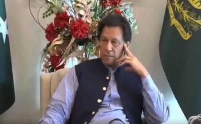 مودی حکومت کشمیر میں جنگی جرائم کا ارتکاب کررہی ہے:عمران خان