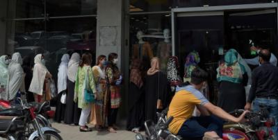 پنجاب میں رات 10 بجے تک کاروبار اور شاپنگ مالز کھولنے کی اجازت