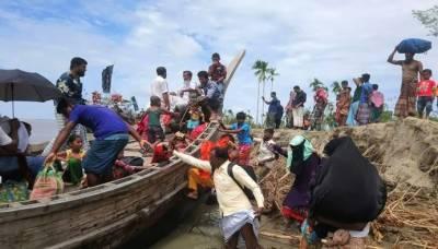 سمندری طوفان امفان نے بھارت اور بنگلا دیش میں تباہی مچا دی، 84 افراد ہلاک