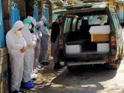 پاکستان میں کورونا وائرس کے باعث اموات 1 ہزار 67 ہو گئی، 50 ہزار 694 افراد متاثر