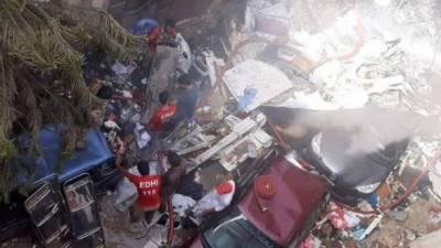 والد کے کورونا کی وجہ سے واپس کراچی آنے والی خاتون بھی طیارہ حادثے کا شکار