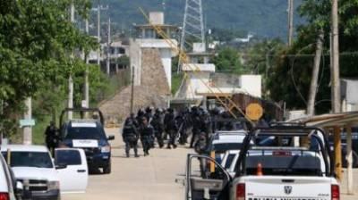 میکسیکوکی جیل میں کھیلوں کی سرگرمی کے دوران ہنگامے، 8 افراد ہلاک، 8 زخمی