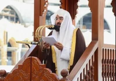 سعودی عرب نے انسداد کرونا کے لیے تاریخی اور جرات مندانہ اقدامات کیے: امام کعبہ