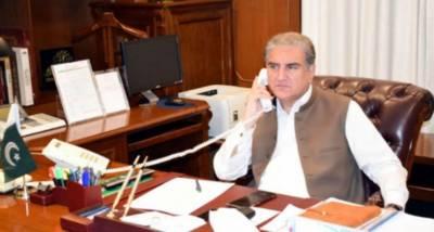 بھارت کوئی نیا فالس فلیگ آپریشن کرسکتا ہے، وزیر خارجہ