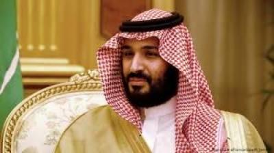 سعودی ولی عہد کا طیارہ حادثہ پر گہرے دکھ اور افسوس کا اظہار