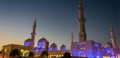 یو اے ای، نماز عید کے اوقات کا اعلان