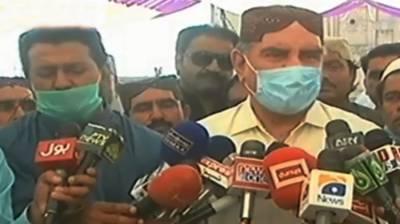 بھارت نے مقبوضہ کشمیر میں کوروناوائرس کی وباء کی آڑ میں مظالم کا سلسلہ تیز کردیا ہے۔شاہ محمود قریشی